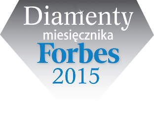 Forbes diamond logo